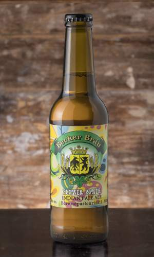 Bere Indian Ale Flower Power Becker Brau