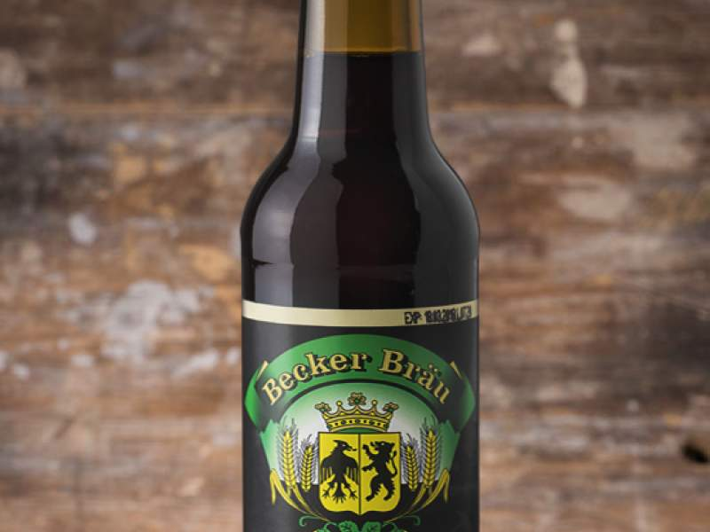 Black Beer Becker Brau