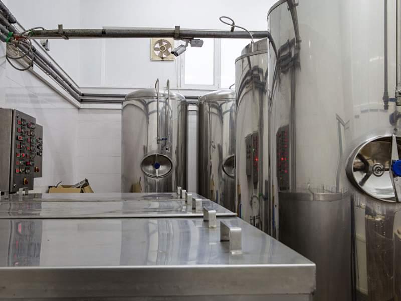 Fabrica de bere Becker Brau