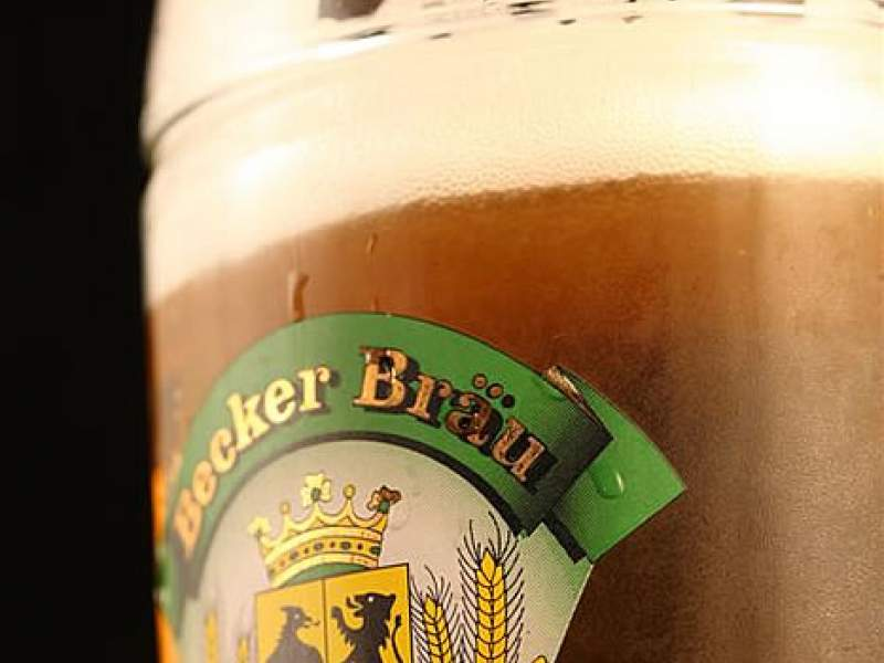 Becker Brau beer factory