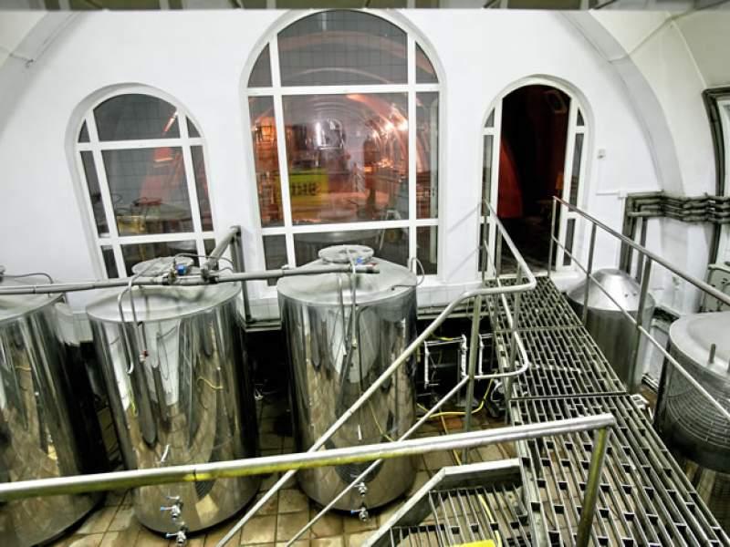 Fabrica Becker Brau bere
